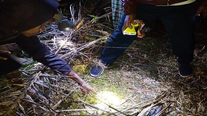 Warga Melawi Ditemukan Meninggal di Kebun Sawit Dengan Mulut Berbusa, Diduga Tenggak Racun Rumput