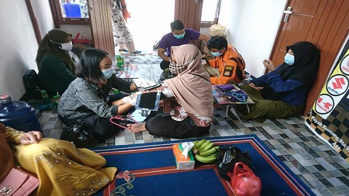 Relawan Ketapang Apresiasi Dukungan WHW Dalam Aksi Kebencanaan