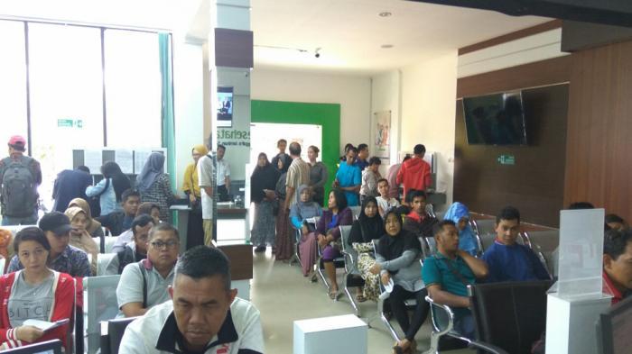 DATA Peserta JKN se-Provinsi Kalbar Per 1 Oktober 2019