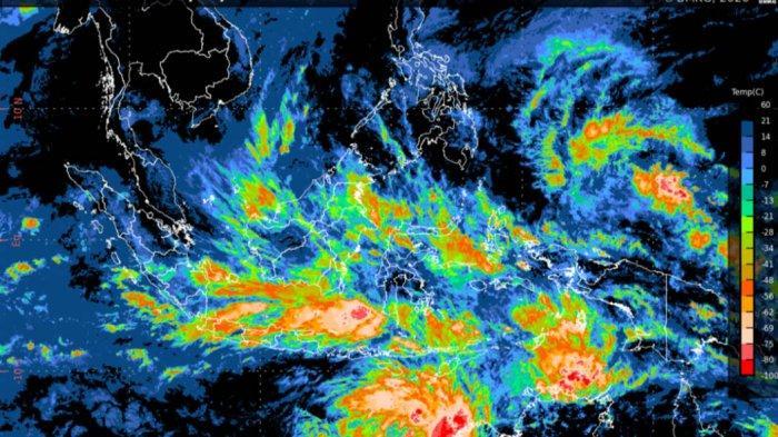 BMKG Ingatkan Potensi Cuaca Ekstrem Terjadi di Indonesia Sepekan ke Depan