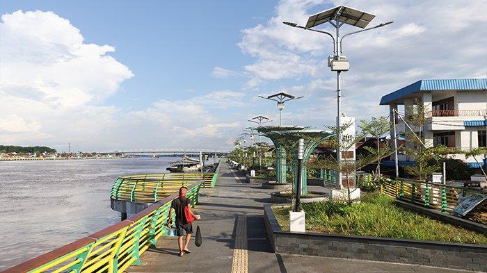 Pemkot Pontianak Komitmen Terus Kembangkan Waterfront City Sebagai Icon Wisata