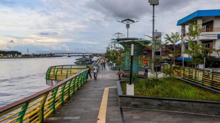 Dewan Pontianak Komitmen Dorong Penyelesaian Pembangunan Waterfront