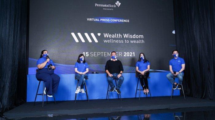 PermataBank Ajak Masyarakat Gali Potensi Diri Lewat Wealth Wisdom 2021