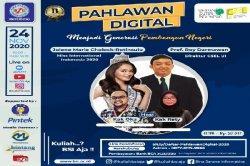 Peringati Hari Pahlawan, UBSI Langsungkan Webinar Pahlawan Digital