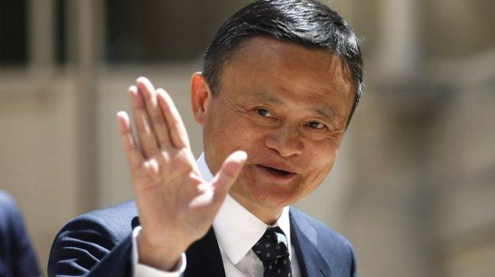 WHERE Is Jack Ma Now ? Update Kabar Terkini Eks Orang Terkaya di China Jack Ma Alibaba yang 'Hilang'