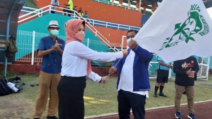 Windy Pritahasari Lepas PS Delta Khatulistiwa Berlaga di Liga 3 Kalbar, Pesan Tetap Patuhi Prokes