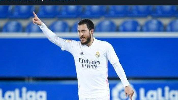 SUSUNAN Pemain Real Madrid Kontra Chelsea di Liga Champions Malam Ini, Reunian Eden Hazard