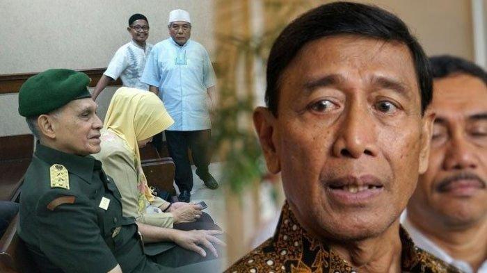 Wiranto Digugat Kivlan Zen, Mantan Menkopolhukam Dituduh Korupsi Rp 10 Miliar oleh Mantan Kaskostrad