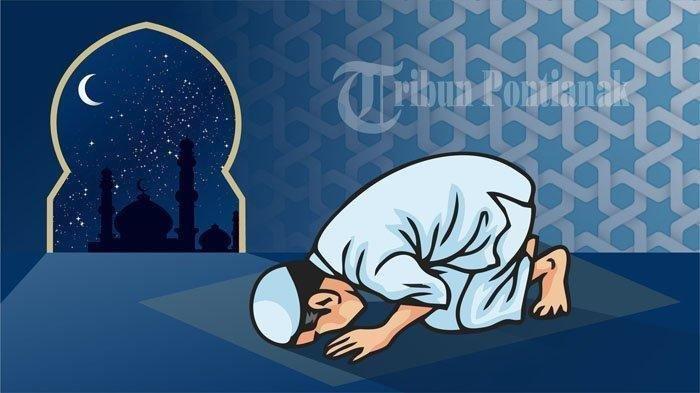 WIRID Sholat Tahajud untuk Doa Sholat Tahajud Arab Latin dan Artinya Jelang Malam Nisfu Syaban 2021