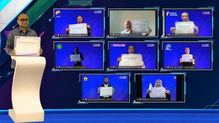 Wisuda Mahasiswa XL Future Leaders, Fokus Perlunya Penguasaan Solusi Digital