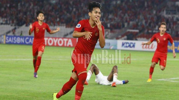 LINK NONTON Streaming Timnas U19 Indonesia Vs Arab Saudi, Witan Jajal Kembali Laga 2 Tahun Silam