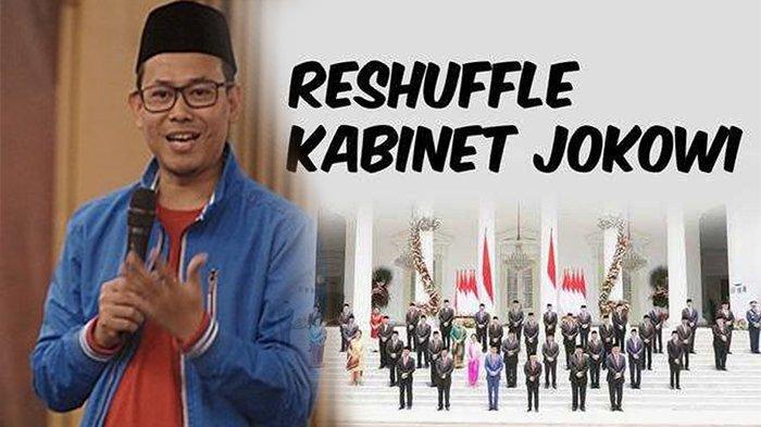 Perencanaan Reshuffle Kabinet - Nadiem Makarim Diisukan Bakal Diganti Jokowi