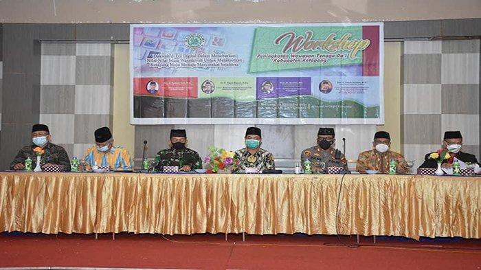 Pemda Ketapang Harap Workshop Peningkatan Dai Dapat Tebarkan Nilai-nilai Islam untuk Kemajuan Daerah