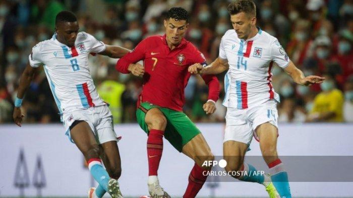 Apakah Portugal Lolos Piala Dunia 2022 Setelah Kalahkan Luksemburg Lewat Hattrick Ronaldo?