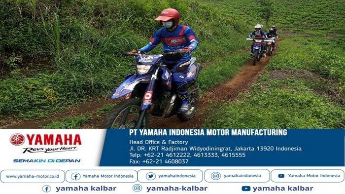 WR 155 R Community Adventure, Taklukan Trek Menantang di Bandung