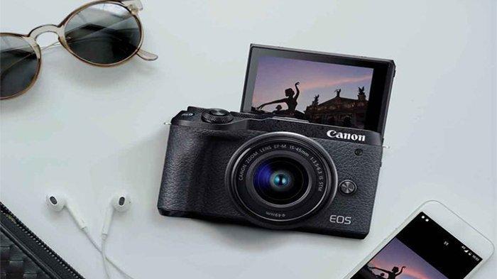 Harga Kamera Mirrorless Canon EOS M6 Mark II di Indonesia l Intip Spesifikasi Canon EOS M6 Mark II