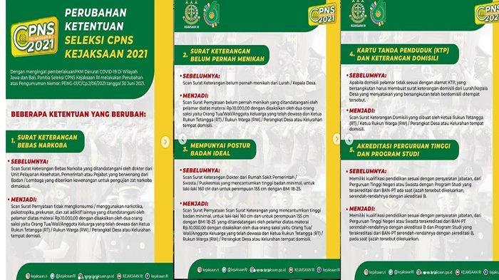 www.kejaksaan.go.id cpns 2021 Link CPNS Kejaksaan 2021, Download Formasi CPNS Kejaksaan 2021 pdf