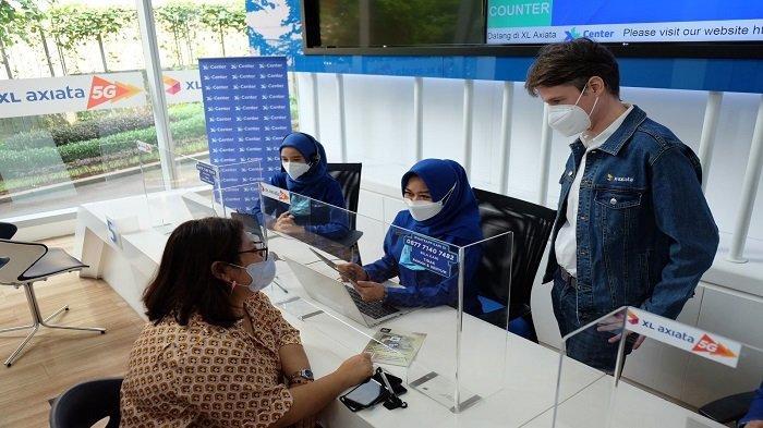 Hari Pelanggan Nasional 2021, XL Axiata Bagikan Kado Kuota Internet