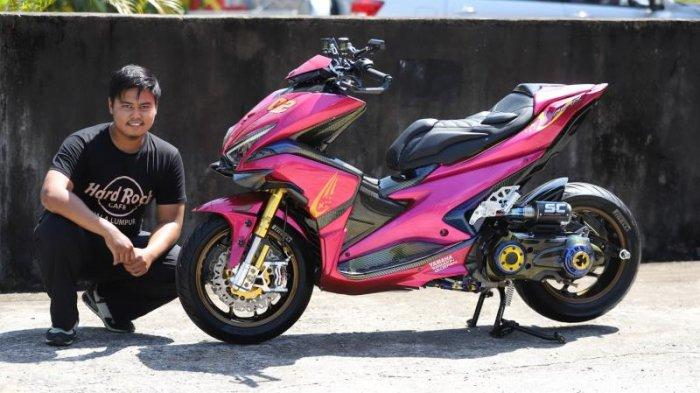 Modifikasi Aerox 155 Street Racing Pink, Jadi Lebih Kekar - yamaha-aerox-1551.jpg