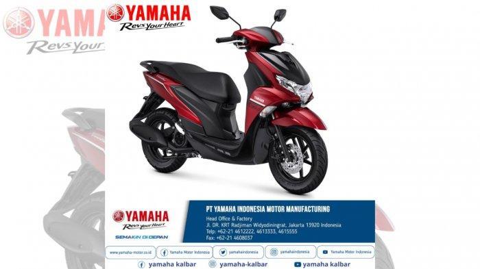 Intip Warna Baru Motor 125 Yamaha, Semakin Amazing! - yamaha-freego-standard-version-mettalic-red.jpg