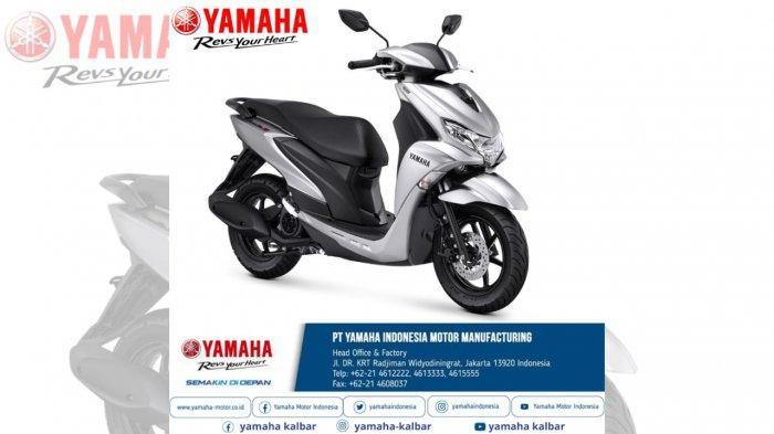 Intip Warna Baru Motor 125 Yamaha, Semakin Amazing! - yamaha-freego-standard-version-mettalic.jpg