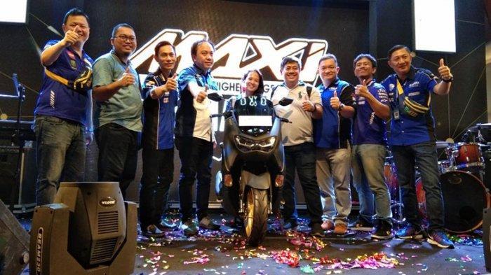 Launching Yamaha All New NMAX 155 CC di Pontianak Berlangsung Semarak