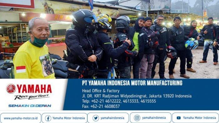 Touring Kemerdekaan Melintas Kalimantan.