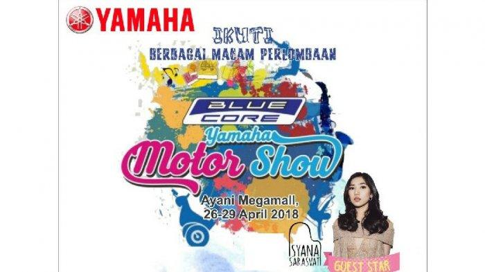 Jangan Ketinggalan! Blue Core Yamaha Motor Show Siap Digelar
