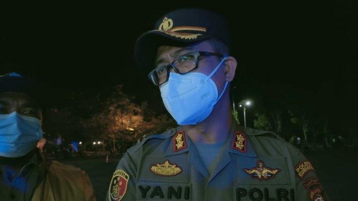Polres Kubu Raya Perketat Patroli Selama PPKM Mikro, Kapolres: Banyak Anak Muda Masih Suka Nongkrong