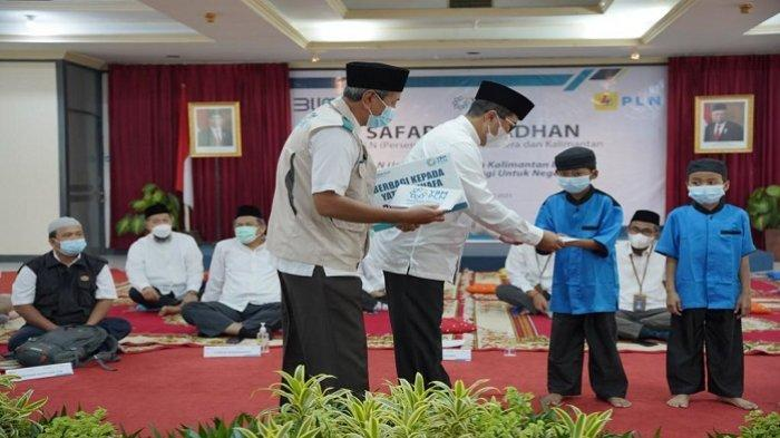 YBM PLN Salurkan Santunan Rp 349 Juta untuk Duafa dan Anak ...