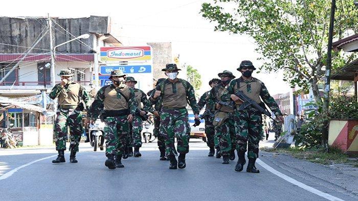 Brigjen TNI Mar Andi Rukman Sebut Hanmars Dilakukan Secara Bertahap, Bertingkat dan Berlanjut