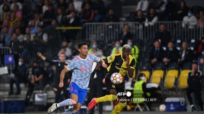 Statistik Liga Champion 2021-2022: Kalahkan Man Utd, Young Boys Terbanyak Lepaskan Tembakan