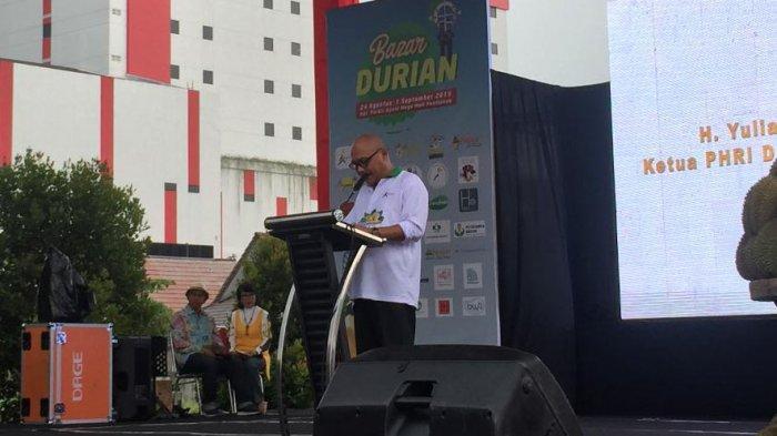 PHRI Harap Festival Durian Bumi Khatulistiwa 2019 Dapat Menjadi Tujuan Wisatawan