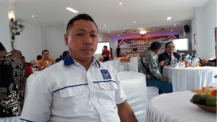 Ditetapkan Jadi Anggota DPRD Sanggau, Ini Ungkapan Krismono