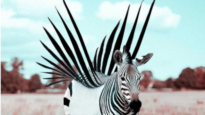 Penampakan Hewan-hewan Menakjubkan Hasil Manipulasi Photoshop