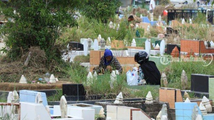 BACAAN DOA Ziarah Kubur Jelang Sambut Ramadhan 2021 Lengkap dengan Doa Tahlil dan Doa Arwah