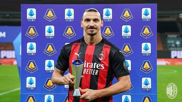 AMBISI Projek Masa Depan AC Milan jadi Motivasi Zlatan Ibrahimovic Sepakati Kontrak Baru