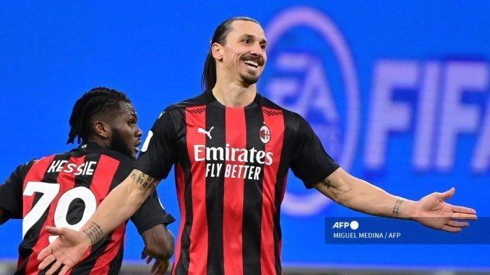 Susunan Pemain AC Milan Kontra Red Star Belgrade di Liga Eropa Malam Ini, Ibrahimovic Absen ?
