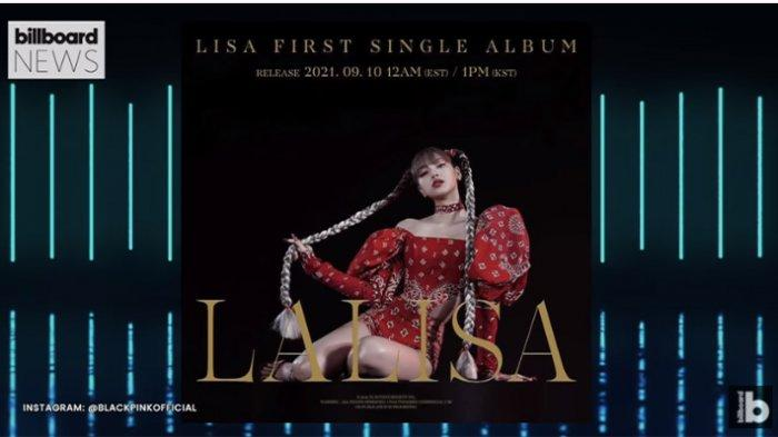 YG Entertainment Bocorkan Konsep Solo Lisa BLACKPINK Bernuansa Hip Hop