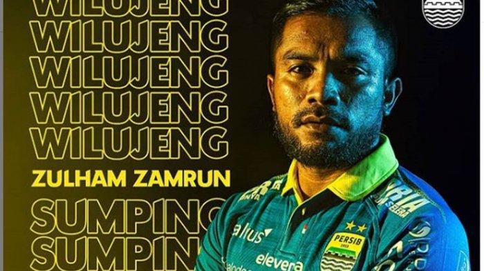 Alasan Zulham Zamrun Kembali ke Persib Bandung Setelah Tiga Tahun Bersama PSM Makassar