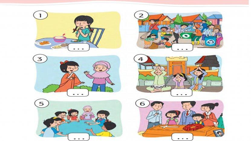Kunci Jawaban Tema 5 Kelas 2 Halaman 39 40 41 42 34 35 37 38 Buku Tematik Sd Mi Pengalamanku Tribun Pontianak