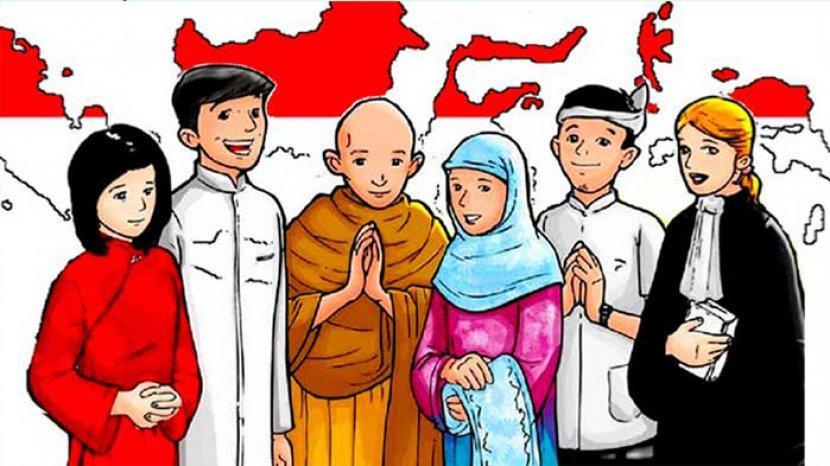 Sebutkan Tiga Contoh Sikap Bersatu Di Lingkungn Masyarakat Jawaban Soal Buku Tematik Sd Kelas 6 Tribun Pontianak