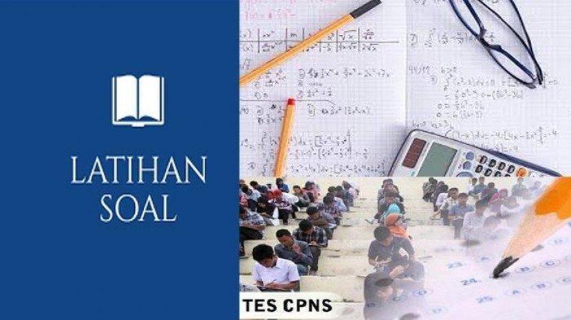 Kumpulan Soal Cpns 2021 Download Soal Cpns 2021 Dan Kunci Jawaban Pdf Tribun Pontianak