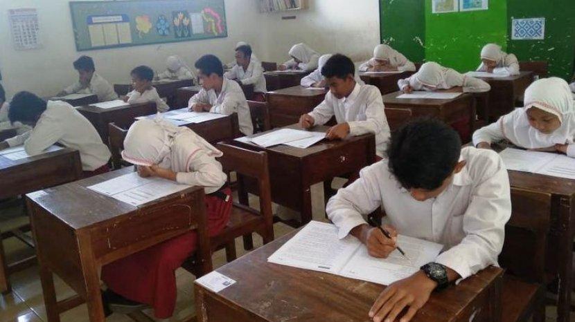Kunci Jawaban Soal Latihan Pts Pas Mata Pelajaran Ipa Kelas 9 Smp Matematika Biologi Dan Fisika Tribun Pontianak
