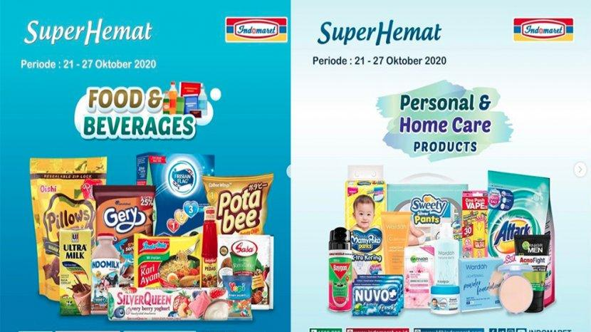 Promo Indomaret 22 Oktober 2020 Belanja Super Hemat Harga Heboh Susu Hingga Snack Beli 2 Gratis 1 Tribun Pontianak