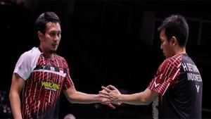 Live TVRI Siaran Langsung Semifinal Thailand Open 2021