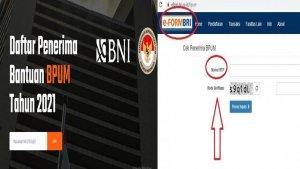 INFO Pencairan Banpres PNM Mekar BNI banpresbpum.id BLT ...