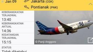 DAFTAR Penumpang Sriwijaya Air SJ 182 Terdapat 3 Bayi & 7 ...