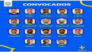 DAFTAR Skuad Pemain Spanyol Olimpiade Tokyo 2021 & Daftar ...