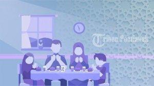 JADWAL PUASA Ramadhan 2021 Selasa 13 April, Amalan dan Doa ...